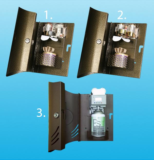 Decoroma Air Freshener Dispenser Commercial Scentsations