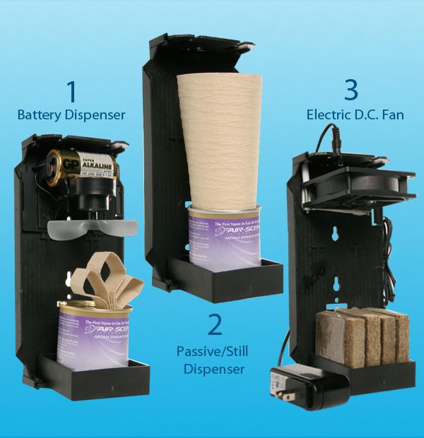Odyssey Air Freshener Dispenser Commercial Scentsations