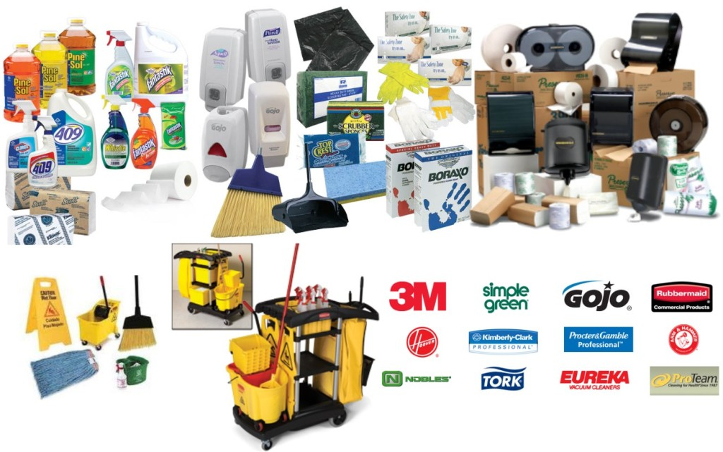 Janitorial Supplies Commercial Scentsations